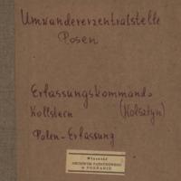 Erfassungskommando Wollstein {Wolsztyn]