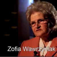 Zofia Wawrzyniak zdjęciie